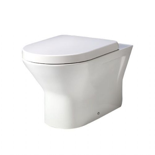 H&L Rimless Flush Back-to-Wall Floorstanding WC Pan